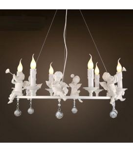 """Люстра """"Песня Ангела"""", 6 свечей, Е14, 360Вт"""