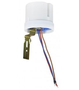 Фотореле освещенности,  220 Вольт АС,4400 Вт