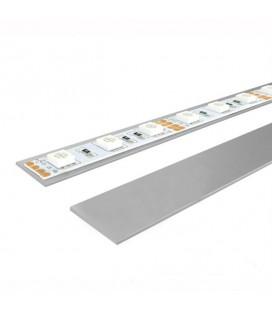 Алюминиевая полоса 10х2х1000 мм