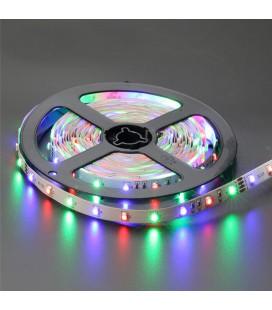 Светодиодная лента SMD3528-60LED-RGB-IP33 12 вольт (Продажа кратно 5м)
