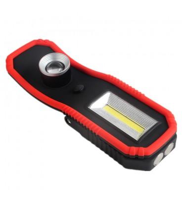 Светодиодный фонарь (ударопрочный с магнитным креплением)