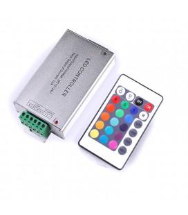 RGB Контроллер RF, 12-24 В, 12 А, 144-288 Вт