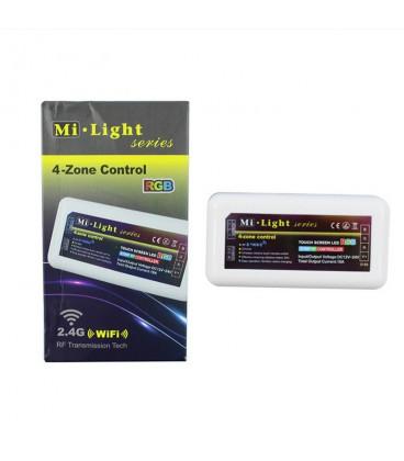 wi-fi сенсорный контроллер RGB для многозонного пульта
