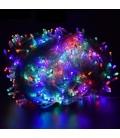 """Светодиодная гирлянда """"Нить"""", 220 вольт, 20 метров, 200 диодов, RGB"""