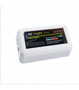 wi-fi сенсорный контроллер RGB+White для многозонного пульта