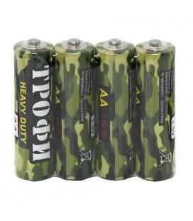 Батарейка солевая, тип - АА