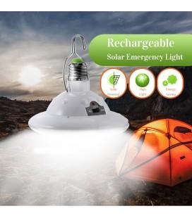 Лампа аварийного освещения E27-7W, аккумулятор, пульт