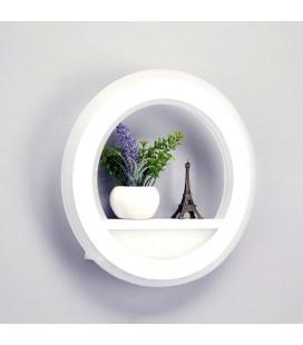 """Декоративный светильник """"Париж"""" 220Вольт, 25 Вт, белый + теплый белый белый"""