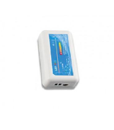 RGB Контроллер — WIRELESS, радио, 12-24В, 12А, 144-288 Вт, многозонный