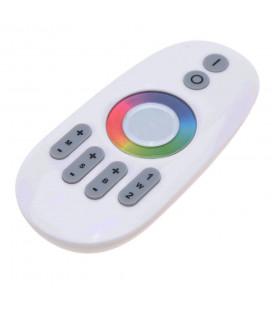 RGBW Контроллер RF —радио,сеснорный пульт, 12-24В, 24А, 288-576Вт
