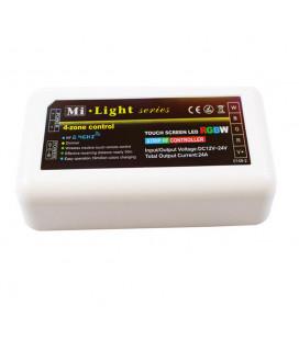 RGBW Контроллер Mi-light FUT038, радио, 10А, 12-24В, 120-240Вт