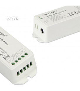 RGBW Контроллер Mi-light FUT044, радио, трансмиттер, 12-24В, 15А, 180-360Вт