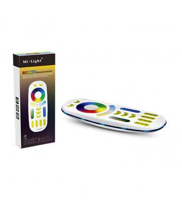 Пульт управления Mi-light FUT092, RGBWW (RGB+CCT), радио 2.4 GHz, многозонный
