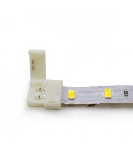 безпаечный соединитель для одноцветной ленты 8 мм (3528,2835)