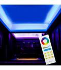 Пульт управления Mi-light FUT088, RGB+CCT, радио 2.4 GHz, многозонный