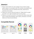 RGB Конроллер Mi-light FUT037, радио, многозонный, 12-24В, 10А, 120-240Вт