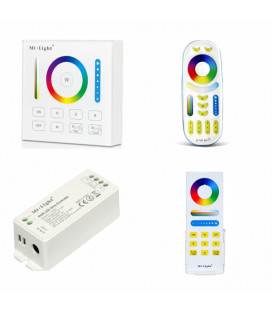 RGB Комплект Mi-light, многозонный, контроллер FUT043, радио, трансмиттер,12-24В