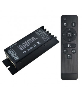 Диммер - SZ100 LAN-RF, радио, 12-24 В, 25 А, 300-600 Вт