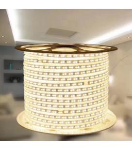 Светодиодная лента Mix White 5730-120-220В, Два ряда,12 мм, Супер Люкс