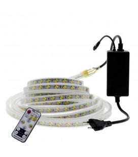 ИК контроллер  для Led ленты 220 вольт, 3 цвета, 3 pin, пульт 14 кнопок