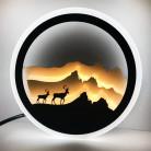 Декоративные настенные светильники